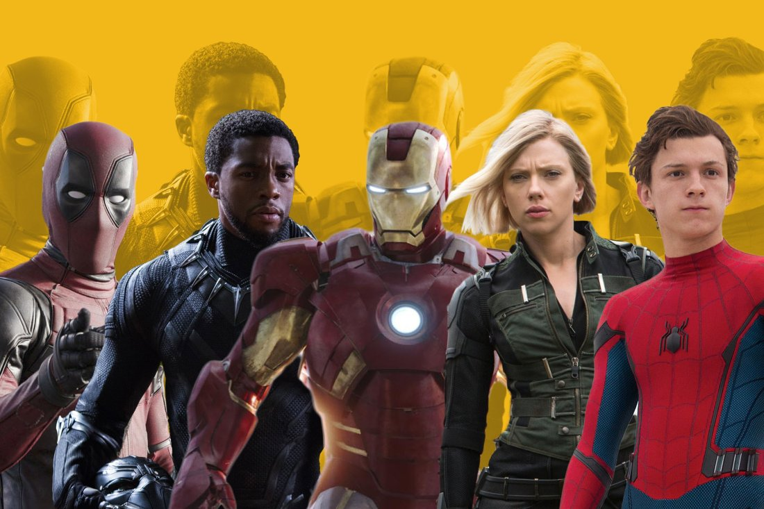 superheroes save hollywood�s 2018 box office � james hirsen