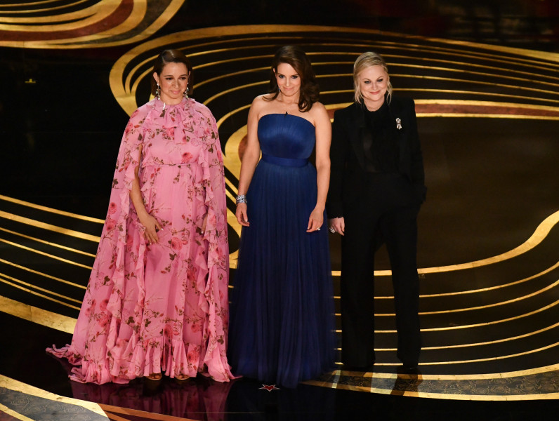 91st Annual Academy Awards, Show, Los Angeles, USA - 24 Feb 2019